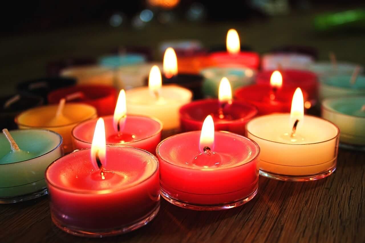 Descoperă magia lumânărilor